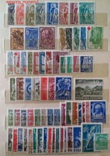 BULGARIA 1947 YEAR-SET, MNH