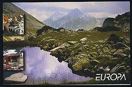 Bulgaria 2004 EUROPE, TOURISM, BOOKLET