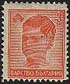 "1944 ""Definitives, Tsar Simeon II"""